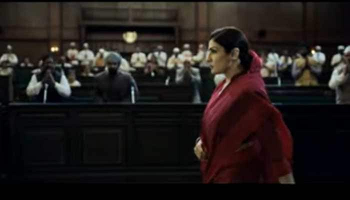Raveena Tandon KGF 2 teaser