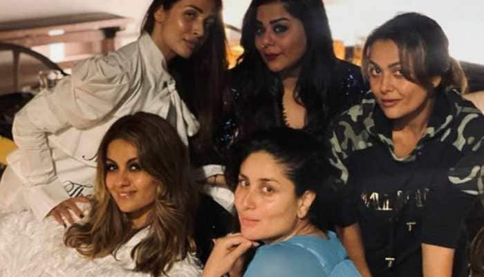 Kareena Kapoor misses this person on her outing with BFFs Malaika Arora and Amrita Arora