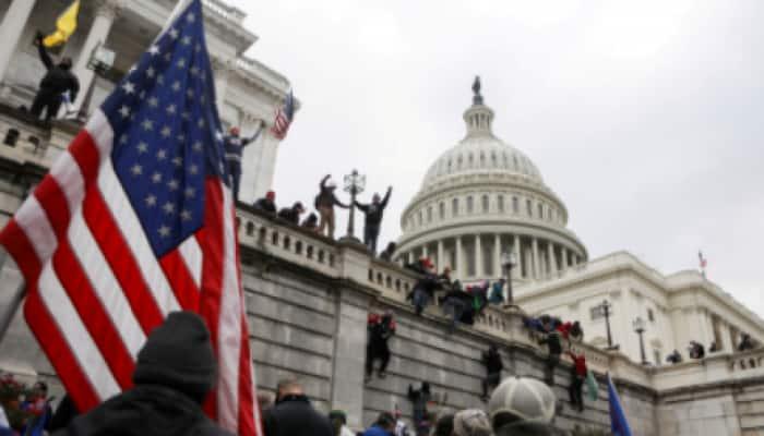 Capitol Hill assault: Republican senator joins calls for Donald Trump resignation as Democrats prepare to impeach outgoing President