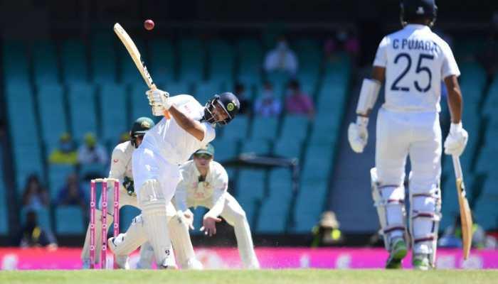 India vs Australia: Rishabh Pant smashes 97, netizens applaud | Cricket  News | Zee News