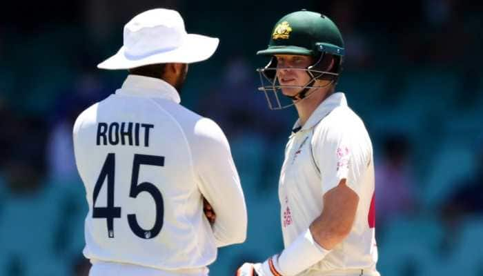 Watch, Steve Smith scruffing up Rishabh Pant's batting mark at SCG on Day 5