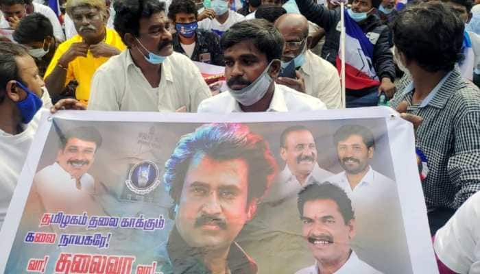 No means no: Rajinikanth tells fans not to ask him to reconsider decision