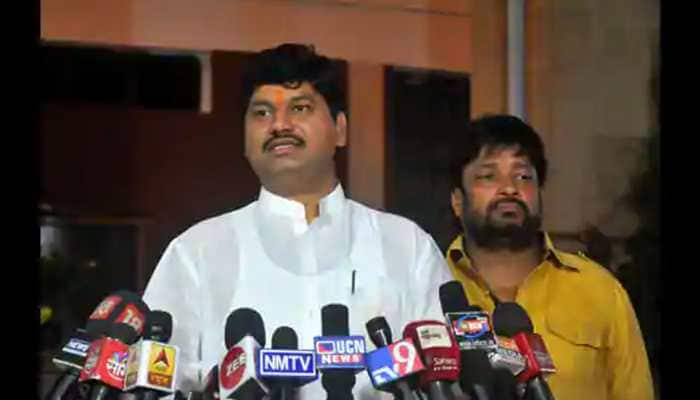 Maharashtra Minister Dhananjay Munde rejects rape allegation, says 'it is an attempt to blackmail' him