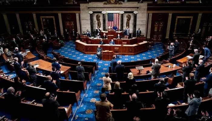 US Speaker Nancy Pelosi names Donald Trump impeachment managers ahead of vote
