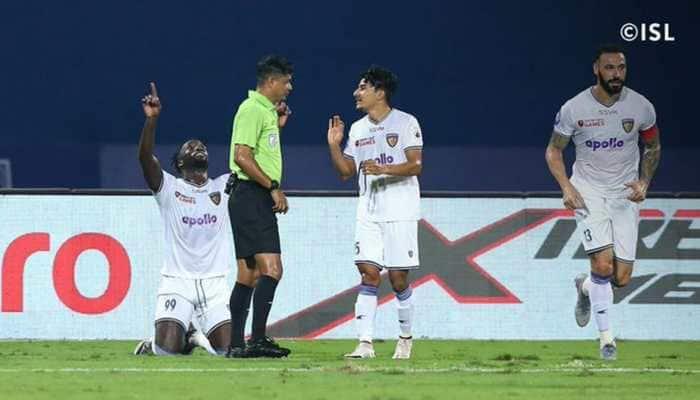 ISL: Esmael Goncalves' brace hand Chennaiyin FC 2-1 win over Odisha