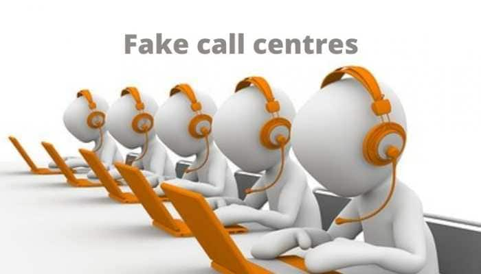 J&K: Cyber Police bust fake call centres, 23 arrested for duping people