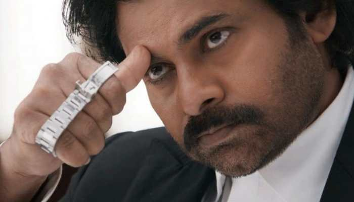 Pawan Kalyan shines in the power-packed teaser of 'Vakeel Saab'- Watch