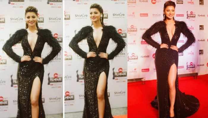 Viral alert: Urvashi Rautela, Janhvi Kapoor channel their inner Shakira in latest dance videos - Watch