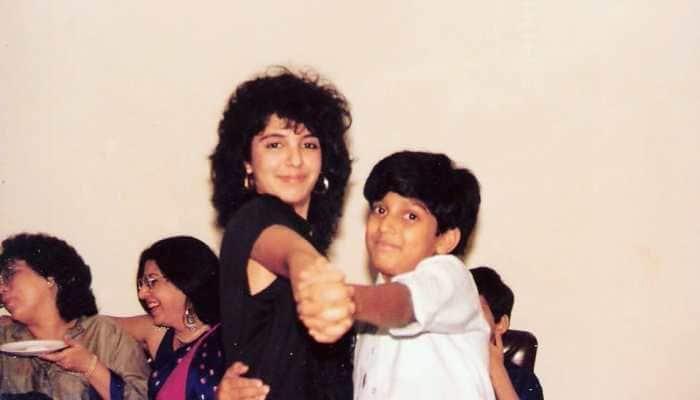 Flashback Friday: When Farah Khan rocked her flashdance haircut while dancing with cousin Farhan Akhtar