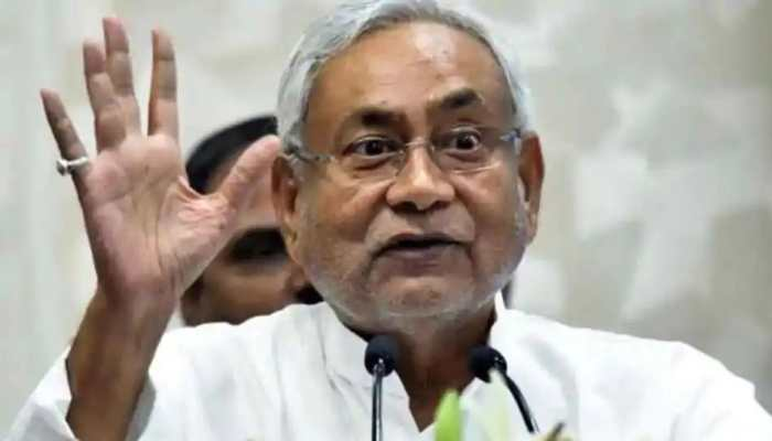 Bihar CM Nitish Kumar slams reporters over questions on law and order  situation in state | India News | Zee News
