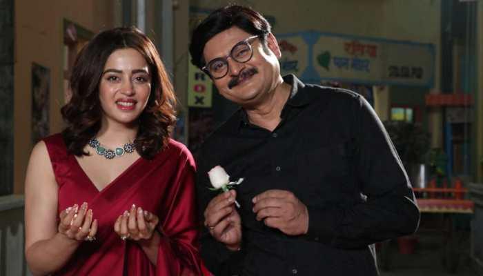 Nehha Pendse replaces Saumya Tandon as Anita Bhabhi on 'Bhabiji Ghar Par Hain!' - Inside pics from sets