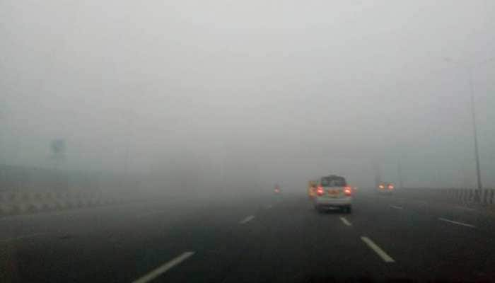 Greater Noida: Multi-vehicle pile-up on Eastern Peripheral Expressway due to fog