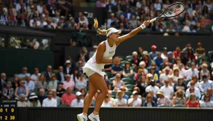 Aus Open: Angelique Kerber informed to self-isolate after person tests Covid-19 positive on her charter flight