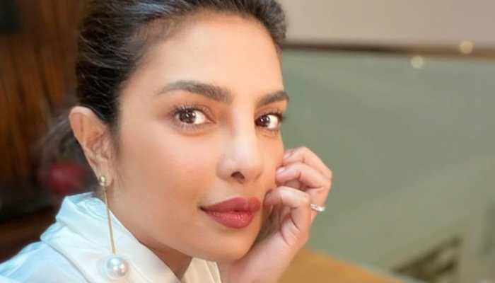 Priyanka Chopra lauds India's COVID-19 vaccination drive, expresses gratitude to frontline workers