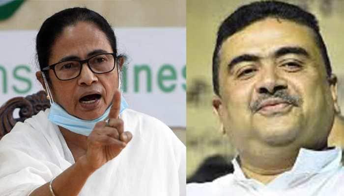West Bengal Assembly election: War of words intensifies as BJP's Suvendu Adhikari says 'will defeat Mamata Banerjee or quit politics'