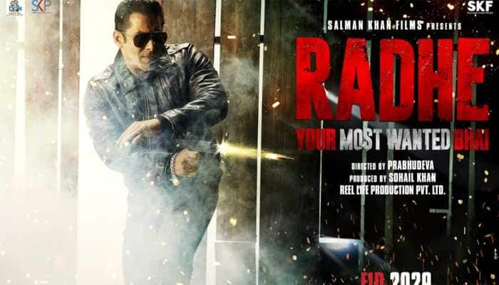 Confirmed: Salman Khan announces 'Radhe' will release in theatres on Eid 2021