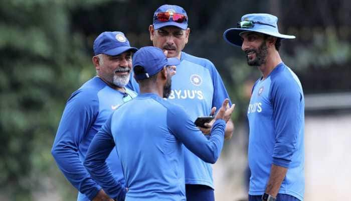 Watch: Head coach Ravi Shastri give a rousing dressing room speech to Team India