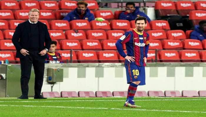 Lionel Messi banned for two games after first red card of career
