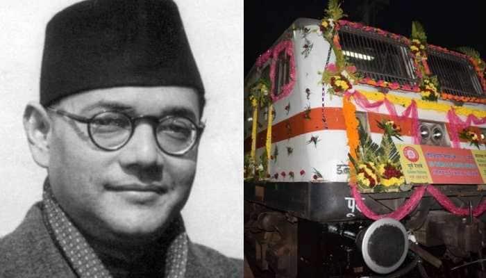 Ahead of Subhas Chandra Bose's birth anniversary, Indian Railways renames Howrah-Kalka Mail as 'Netaji Express'