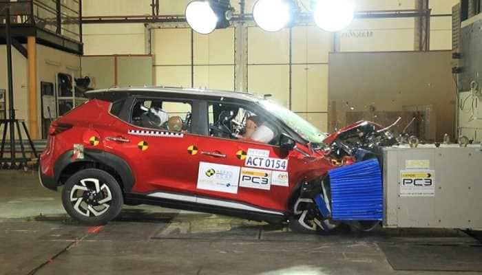 Nissan Magnite scores four-star in ASEAN NCAP, check details