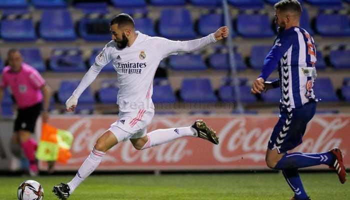 Real Madrid Crash Out Of Copa Del Rey After Defeat Against Third Tier Club Watch Highlights Football News Zee News