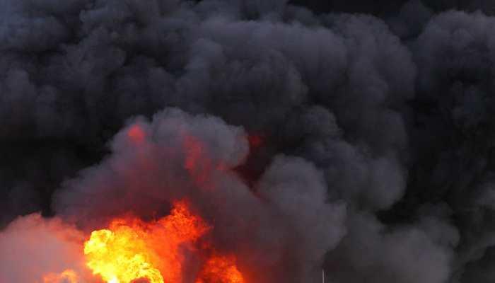 8 killed in dynamite blast at railway crusher site in Karnataka's Shivamogga, PM Narendra Modi expresses grief