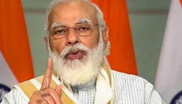 PM Narendra Modi to interact with beneficiaries, vaccinators of COVID-19 inoculation drive in Varanasi