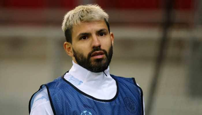 Manchester City striker Sergio Aguero tests positive for COVID-19