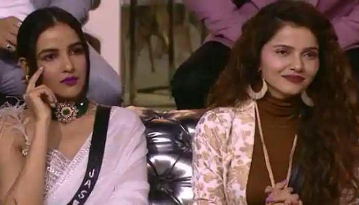 Bigg Boss 14 ex-contestant Jasmin Bhasin says 'shame on you' to Rubina Dilaik fans who trolled her!