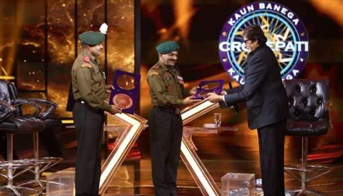KBC 12 Grand Finale: Amitabh Bachchan to honour Kargil War heroes in Karamveer series tonight