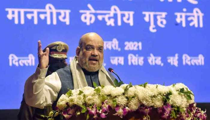 Union Home Minister Amit Shah on 2-day visit to Assam, Meghalaya, to hold public meetings