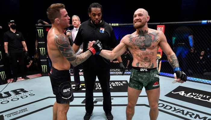 Dustin Poirier knocks out Conor McGregor on his return to Octagon