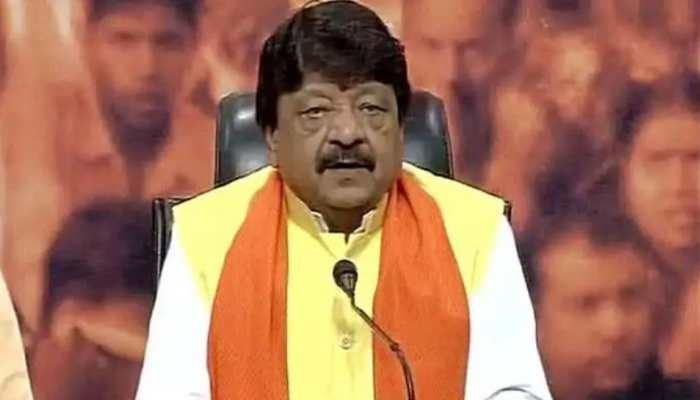 Mamata Banerjee keen on appeasing only 30% of population: BJP's Kailash Vijayvargiya on Jai Sri Ram sloganeering incident