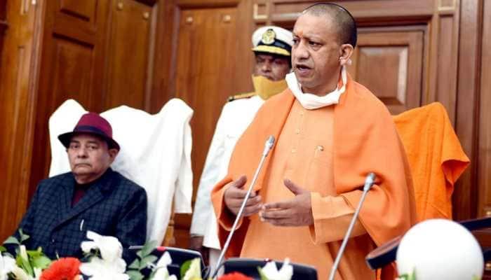 Not forcing anyone to raise 'Jai Shri Ram' slogan: UP CM Yogi Adityanath