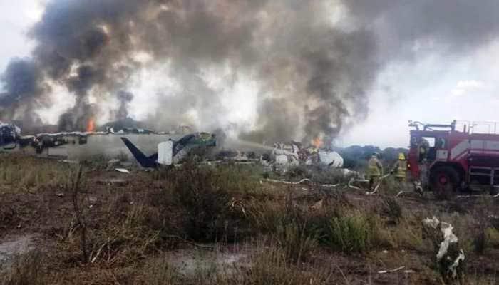 Four Palmas football players, club president killed in Brazil plane crash