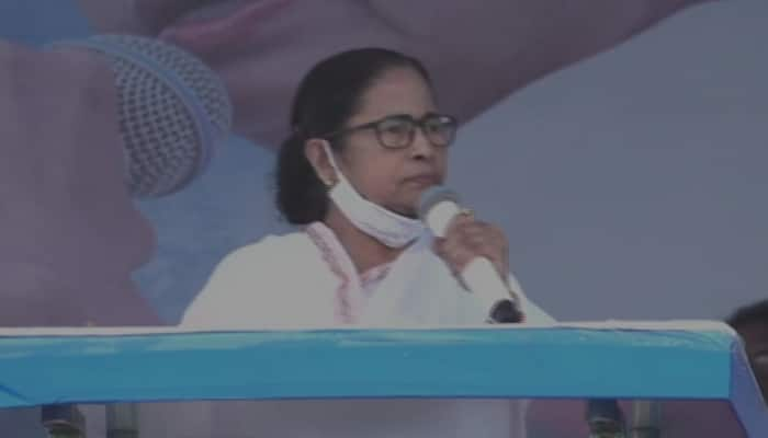CM Mamata Banerjee flays BJP for insulting Bengali icons, says 'had to face taunts, insult in presence of PM Modi'
