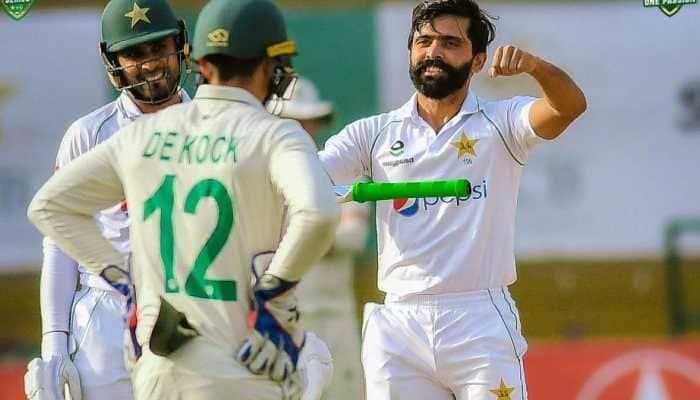 Pakistan vs South Africa: SA concede 121-run lead after Fawad Alam ton
