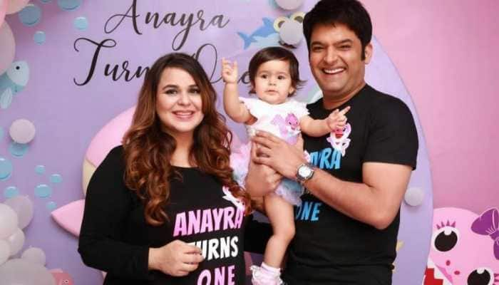 Kapil Sharma reveals he and wife Ginni Chatrath are expecting second child