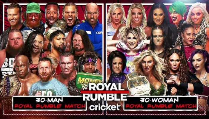 Live wwe royal rumble WWE Royal