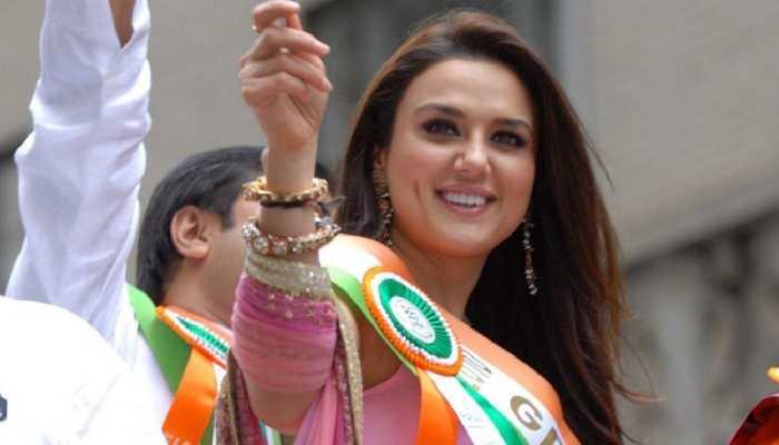 Preity Zinta's Birthday