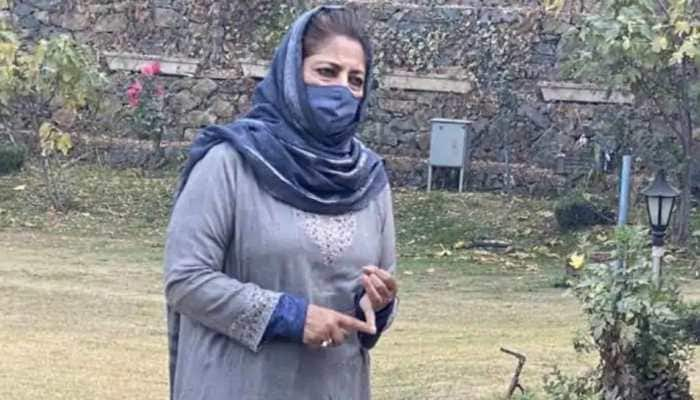 Peace has to be restored on border, daily rush to Kashmir graveyards has to end: Former J&K CM Mehbooba Mufti