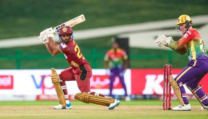 West Indies batsman Nicholas Pooran blasted 89 off just 26 balls for Northern Warriors against Bangla Tigers in Abu Dhabhi T10 League.