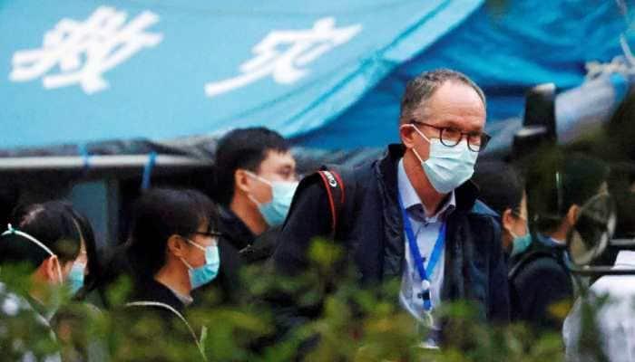 WHO-led COVID-19 probe team in China visits animal health facility