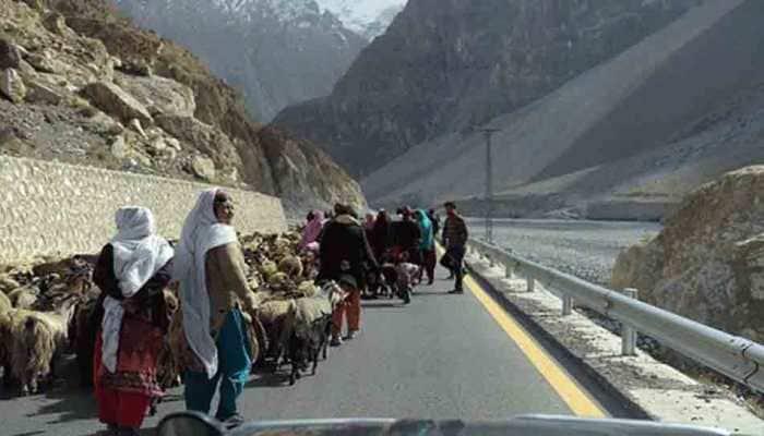Pakistan denying basic human rights to people of PoK, Gilgit-Baltistan: Activists