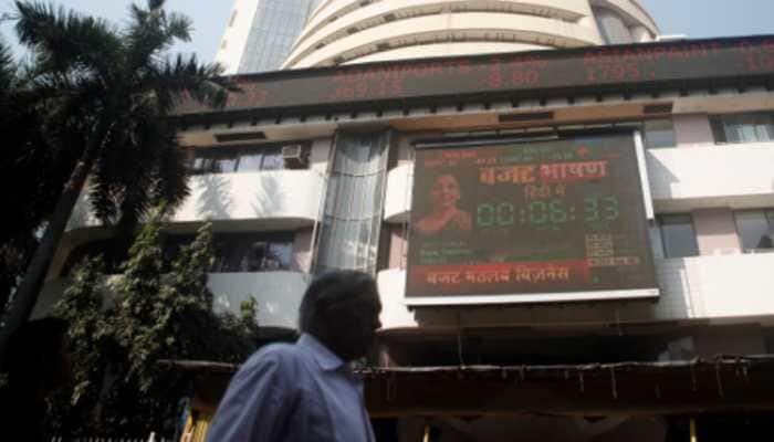 Sensex rallies 458 points to end above 50,000 mark for 1st time ever; Nifty tops 14,750