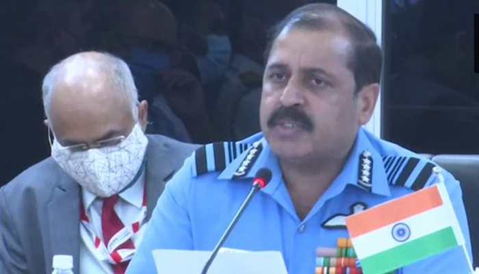 Seen through geo-strategic prism, India is central to peace, stability and security in this region: IAF Chief RKS Bhadauria