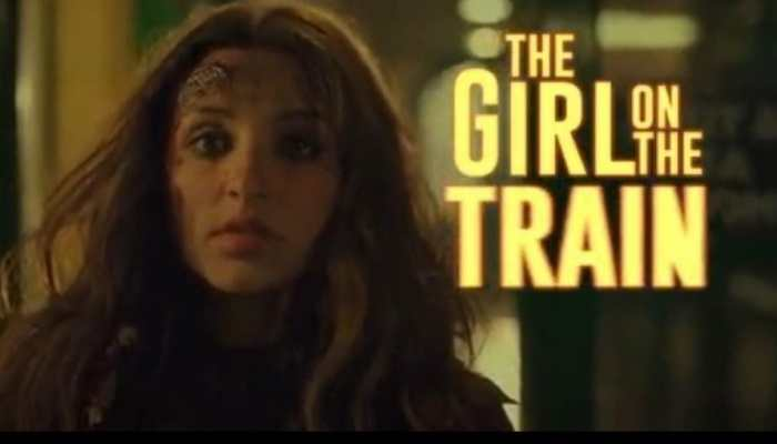 Parineeti Chopra's 'The Girl On The Train' trailer will take you on an obsessive ride- Watch