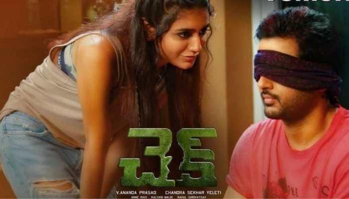 Nithiin, Rakul Preet Singh, Priya Prakash Varrier starrer 'Check' trailer out - Watch