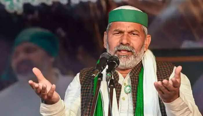 Don't know Rihanna, Greta Thunberg but welcome their support to farmers' protest, says BKU leader Rakesh Tikait
