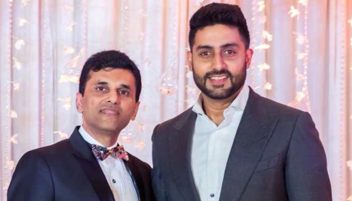 Abhishek Bachchan is a fighter who never quits, says 'The Big Bull' producer Anand Pandit on actor's birthday